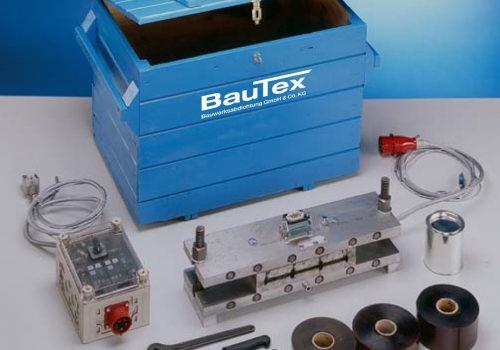 Vulkanisationsgerät-Bautex